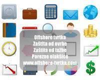 Offshore tvrtka, registracija i otvaranje offshore tvrtke za zaštitu imovine i zaštitu od ovrhe i poreza